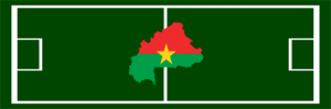 Burkina Faso Pitch Logo