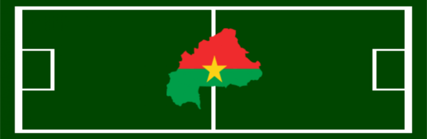 Burkina Faso Pitch Logo