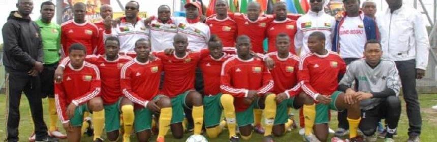 Guinea Bissau Football Squad