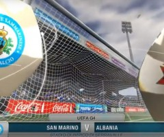 World Cup 2014 San Marino Albania